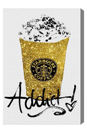 The Perfect accessory for the Starbucks addict in your life, that has everything. Read more at vintageandkind.com