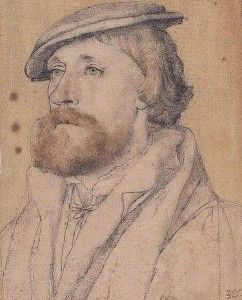 Thomas Wriothesley, 1st Earl of Southampton, by Hans Holbein the Younger