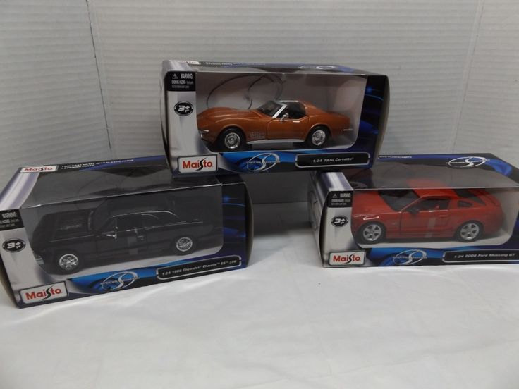 ~1970 CORVETTE ~2006 FORD MUSTANG GT ~1966 CHEVROLET CHEVELLE SS 396 Location: B1L5
