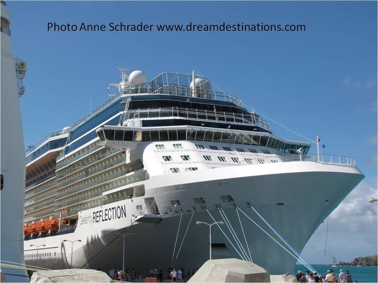 Celebrity Reflection - Cruise Ship | Vessel Tracking
