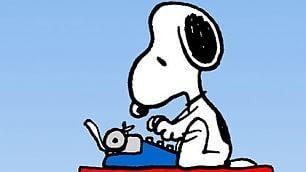 Felicità è un cucciolo caldo Buon compleanno, Snoopy