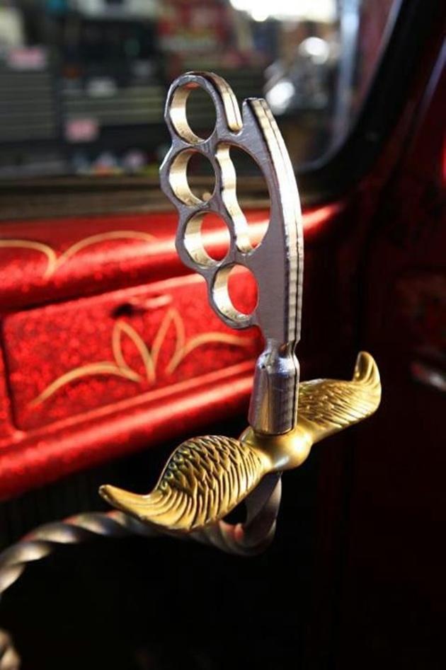 1000 Images About Kustom Auto Interiors On Pinterest