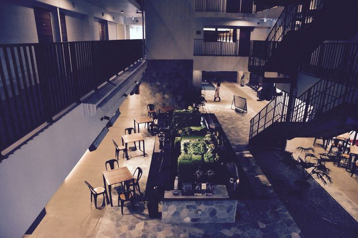 Sakuraterrace The Gallery Free coffee corner