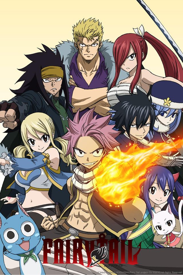 Magic World in Fairy Tail