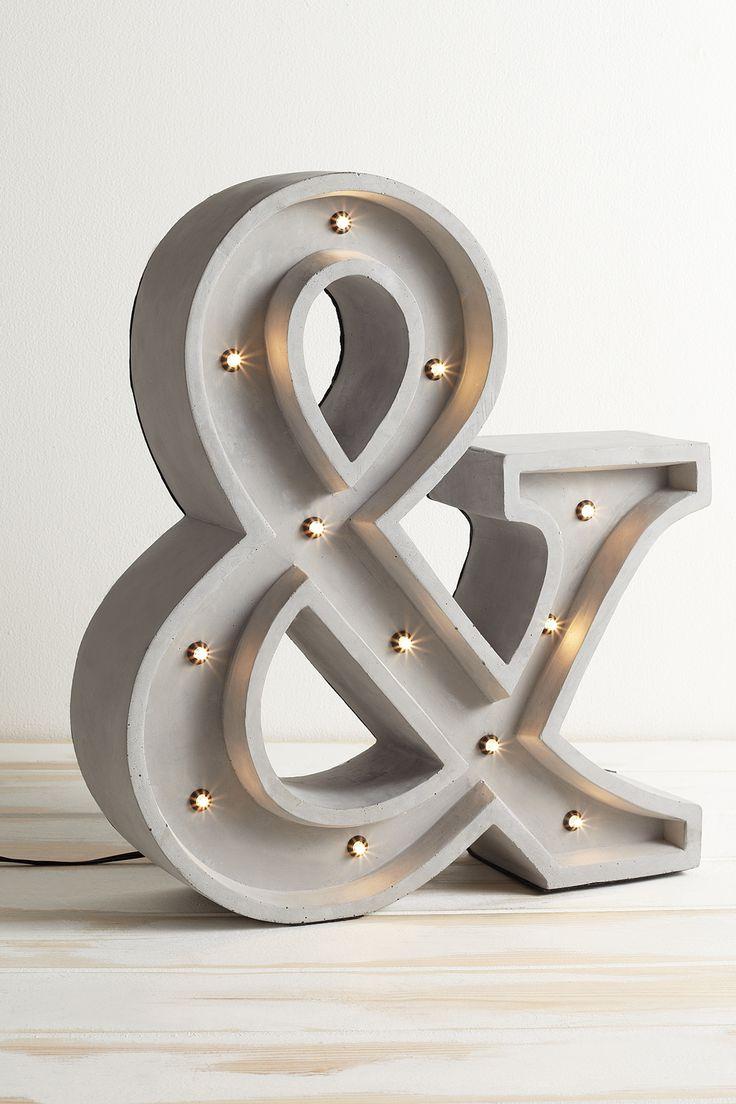 Concrete Ampersand | BHS