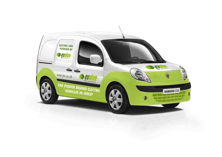 Electric Vehicle Branding | The Idea Works - Advertising, Design, New Media