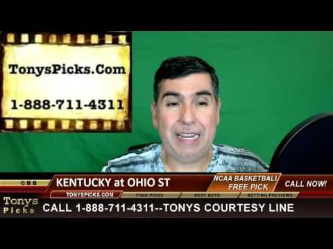 Kentucky Wildcats vs. Ohio St Buckeyes Pick Prediction College Basketbal...