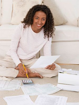 Keep your bills, receipts and statements under control with these tips. #money