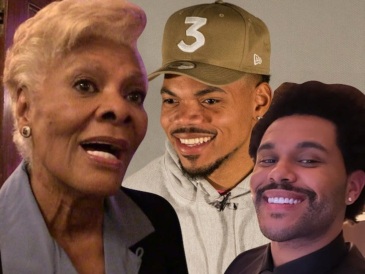Dionne Warwick Chance Weeknd Helping Feed Hungry With Song Collab In 2020 Todays News Headlines Songs Chance The Rapper