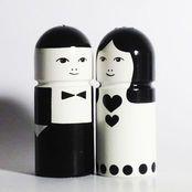 Bombotti | Weecos, Toivo & Ilona, salt & pepper set