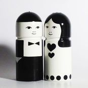 Bombotti | Weecos, Toivo & Ilona, salt & pepper set