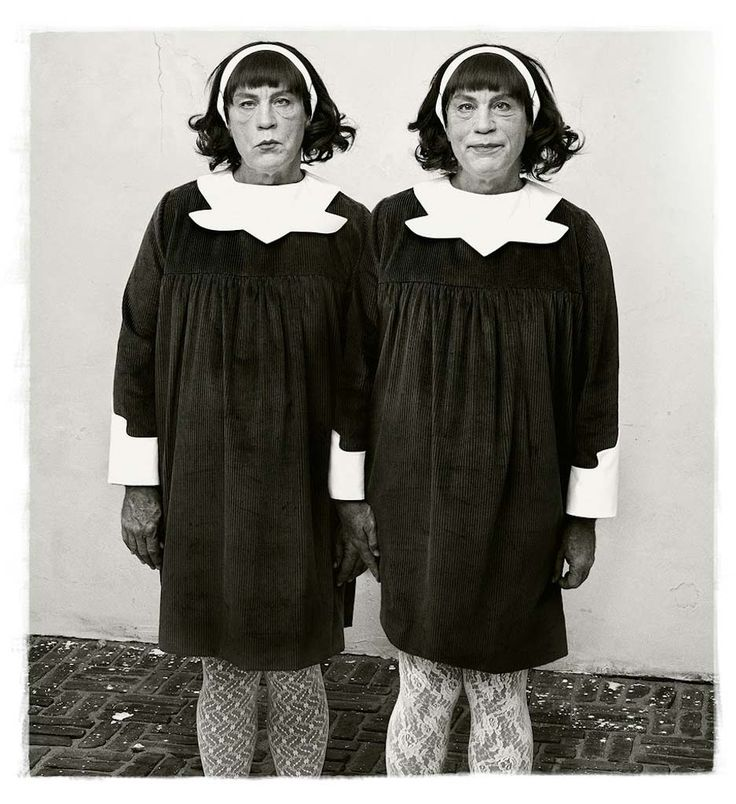 Recognise this ?Sandro Miller: Malkovich, Homage to Photographic Masters