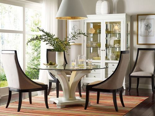 Manuscript Dining Set By Thomasville Furniture FREE SHIPPING 82925DR