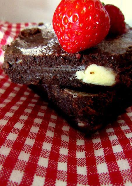Kanelikaruselli: Nigellan taivaallinen brownie