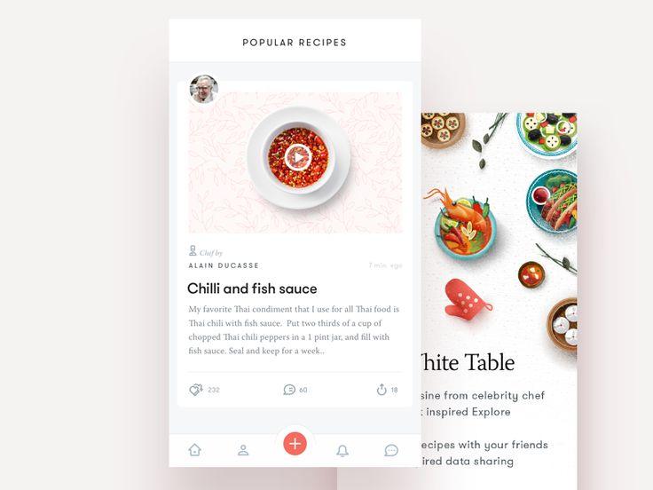 Recipe App by Murat Gursoy