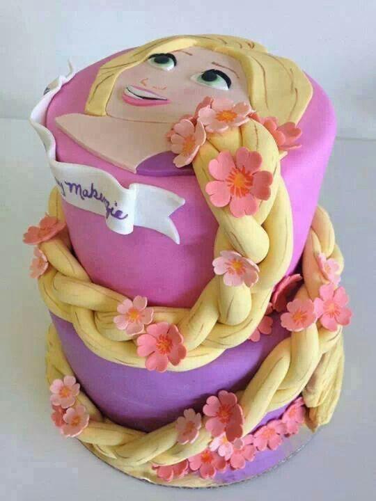 Facebook gevonden. ..prinsessen taart