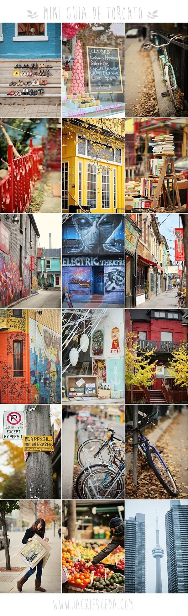 Mis cosas favoritas de Toronto - Casi en serio - Jackie Rueda.