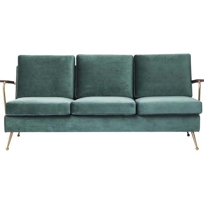 Sofa Gamble 3-Seater - KARE Design