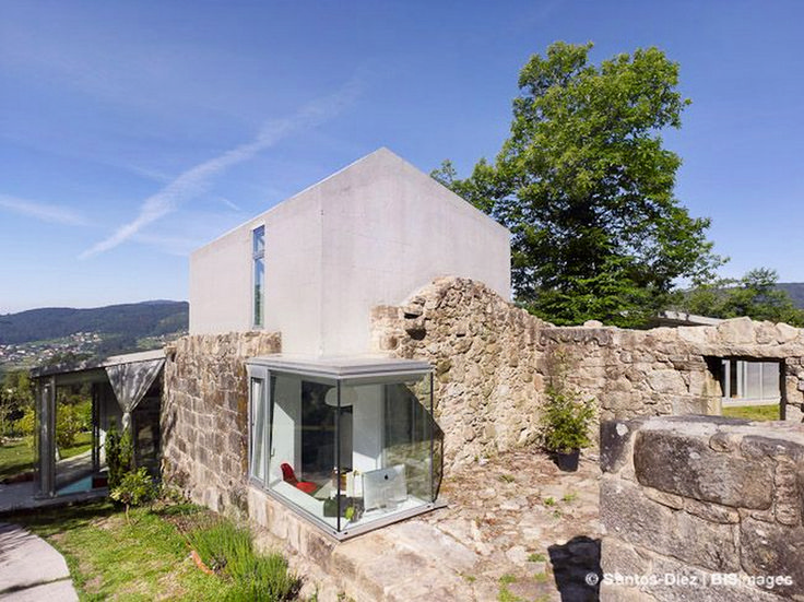Skyspace Home: A Intelligent Design of A House as A A part of the Pure Panorama