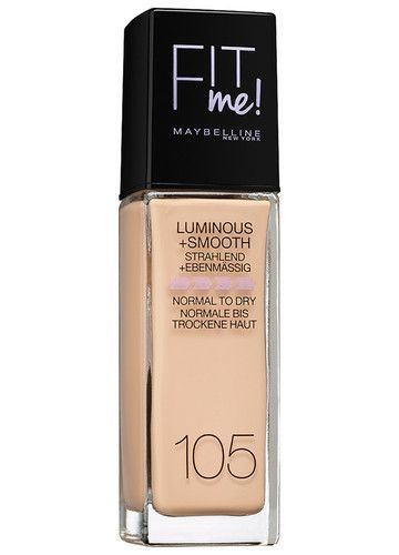 """Fit me"" Liquid Foundation von L'Oreal, um 10 €"
