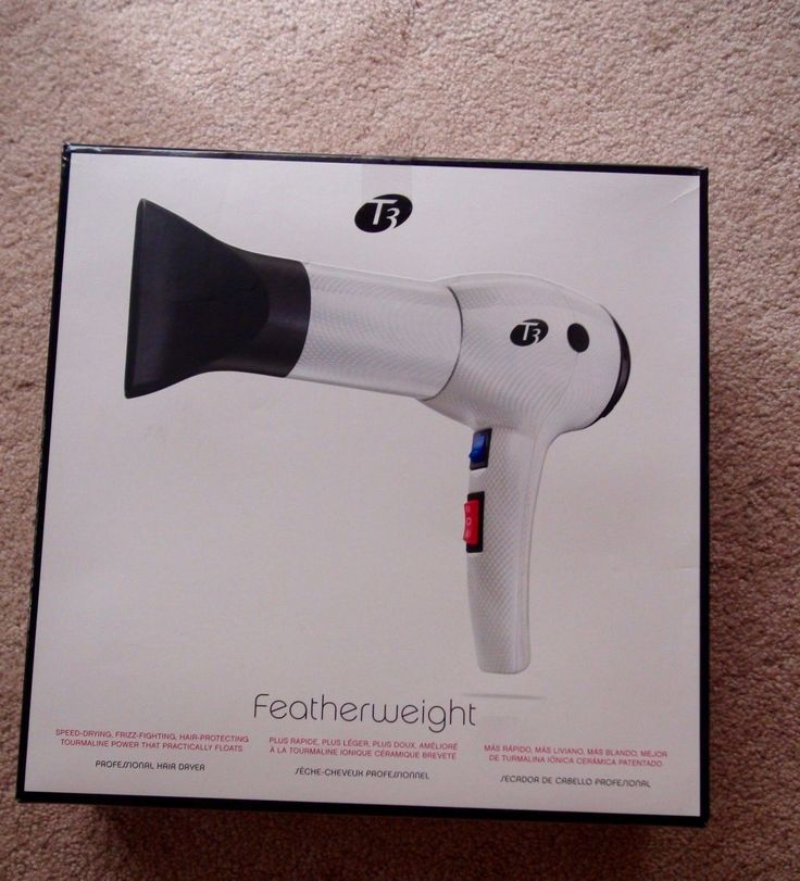Hair Dryers: New ! T3 Featherweight Hair Dryer Professional Hair Dryer -> BUY IT NOW ONLY: $117.98 on eBay!