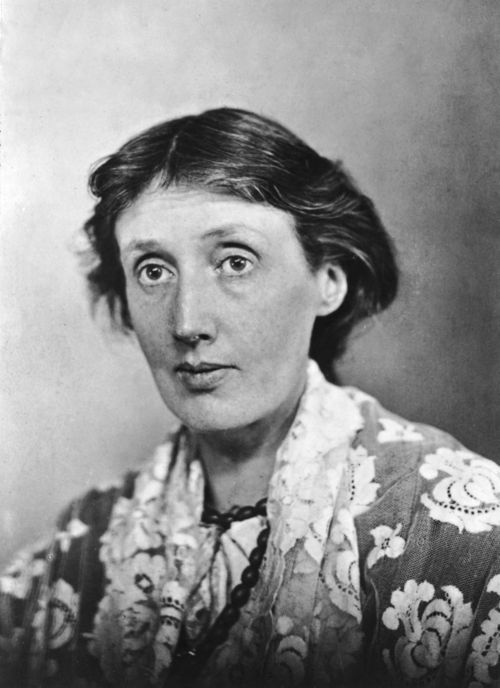 Virginia Woolf, 1925.
