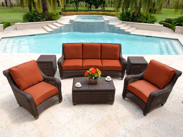 22 best images about outdoor deep seating on pinterest