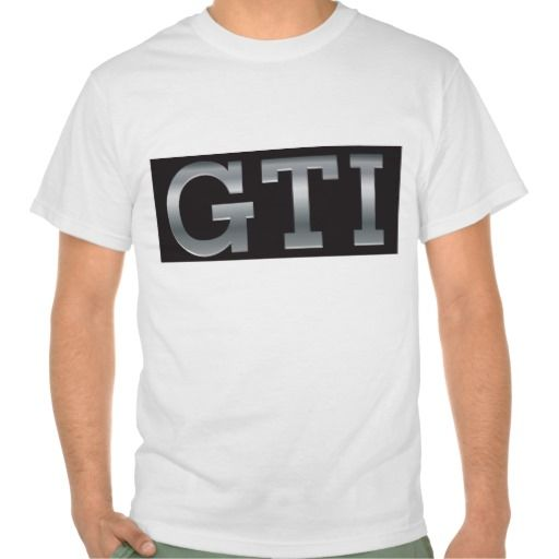 Volkswagen Golf GTI badge  #volkswagen #golf #rabbit #volkswagengolf #golfgti #gti #tshirt #automobile