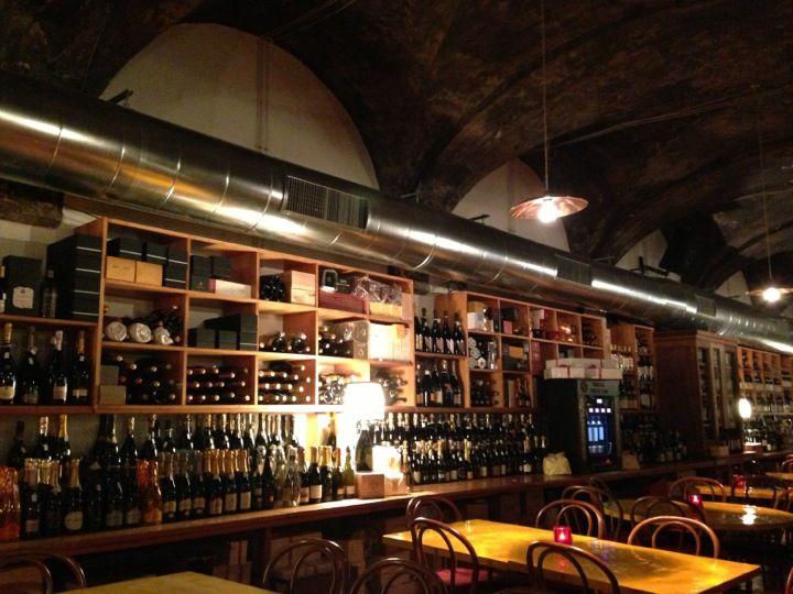N'Ombra de Vin nel Milano, Lombardia