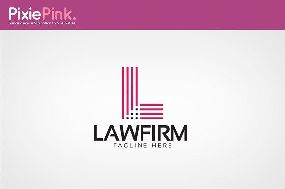 Law Firm Logo Template Templates **20 DISCOUNT!**From $30 to **$24**. Save up to $6!**LIMITED TIME OFFER**LOGO SPECIFICATION:- by Graphic Factory Team