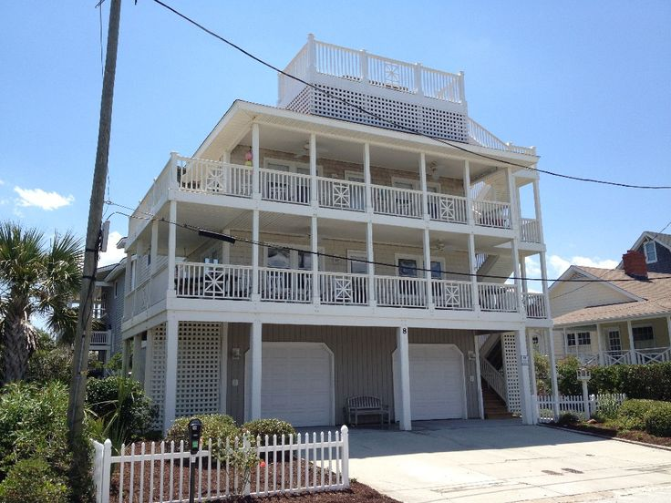 House vacation rental in Wrightsville Beach, NC, USA from VRBO.com! #vacation…