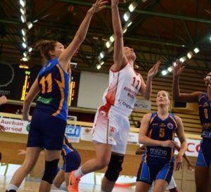 Basket féminin - Eurocup Women: les abonné(e)s du Brussels Basket invité(e)s à Castors Braine