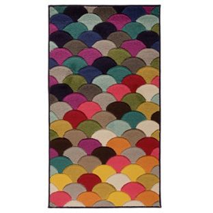 Buy Jazz Florid Rug - 160x230cm - Multicoloured at Argos.co.uk, visit Argos.co.uk to shop online for Rugs and mats