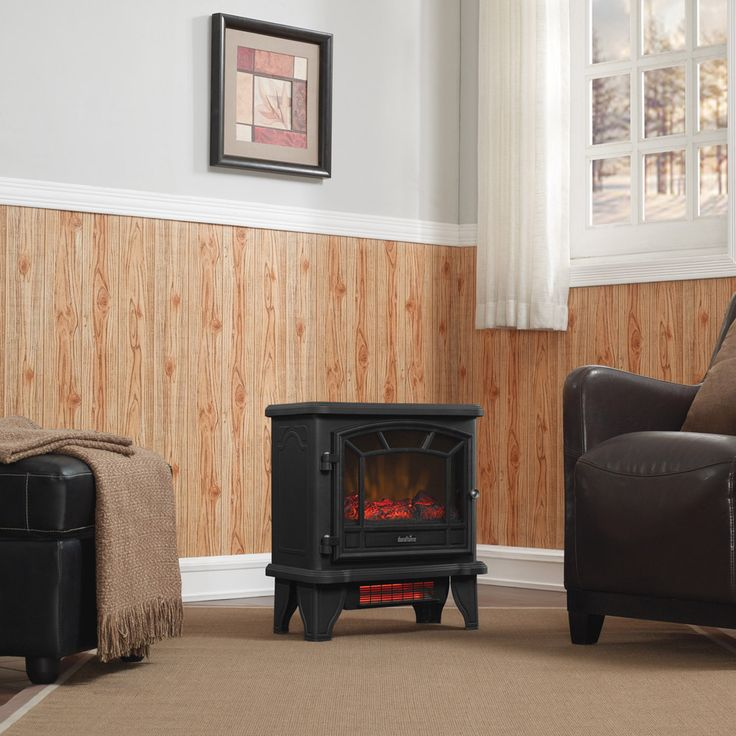 Fireplace Design powerheat infrared quartz fireplace : De 25+ bedste idéer til Duraflame electric fireplace på Pinterest ...