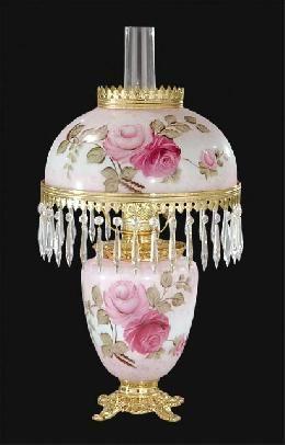 65 Best Vintage Crystal Prism Lamps Images On Pinterest