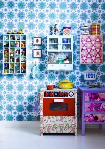 85 besten Vintage Wallpaper Passion Bilder auf Pinterest | Tapeten ...