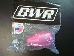 Blackworks Racing Shift Knob 6 Speed Pink 10x1.50 from www.JDMMADTYTE.com
