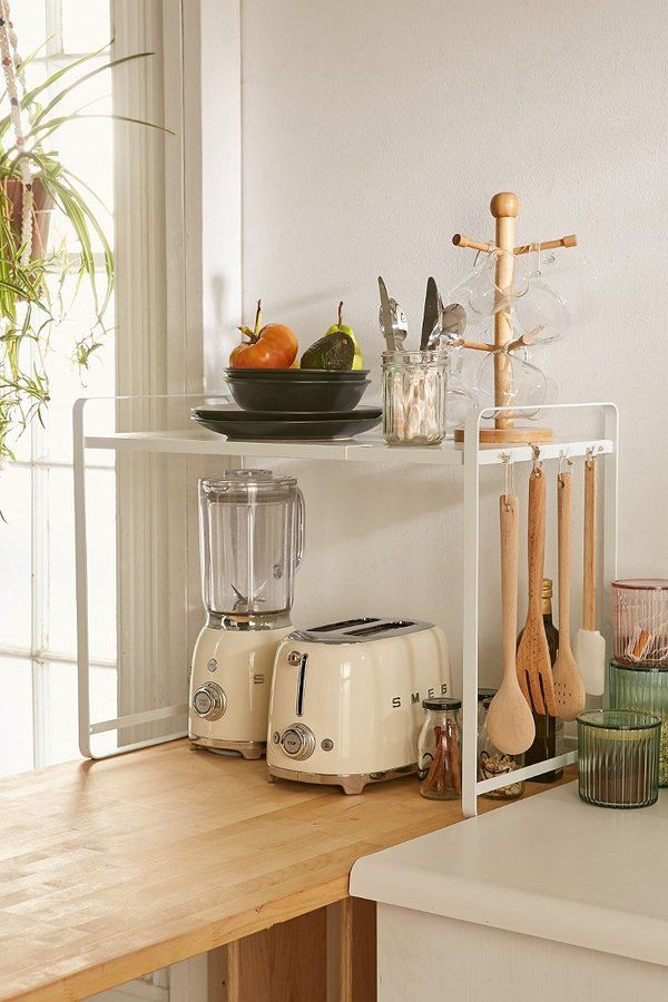 Kitchen Tower Organizer
