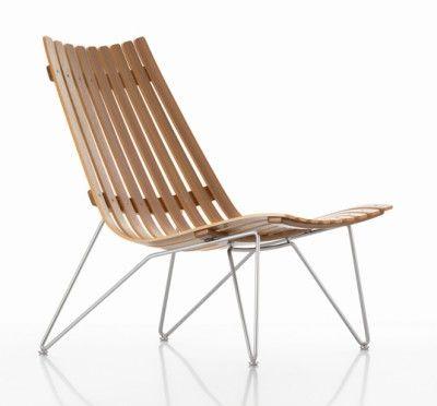 Scandia Nett Chair | Thonet