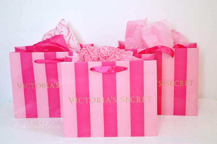 Victorias Secret UK haul - Milk Bubble Tea