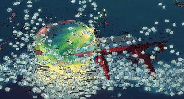 Ponyo 2008 Animation Screencaps In 2020 Ponyo Studio Ghibli Studio Ghibli Movies