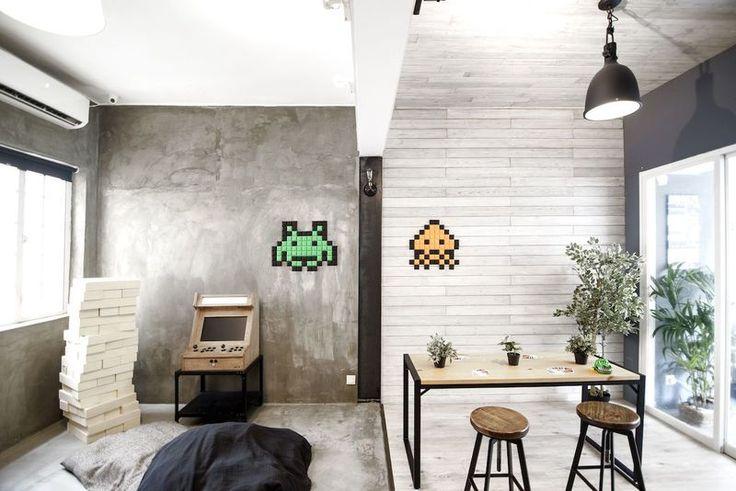 Pixelated DIY Art Supplies : personalized wall art