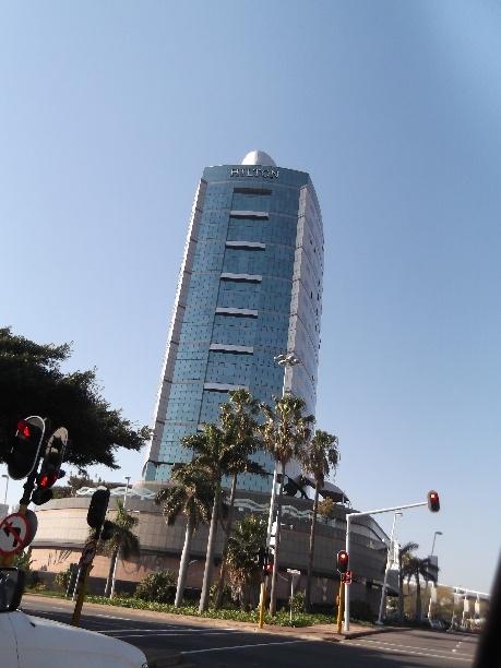 Hilton Hotel, Durban