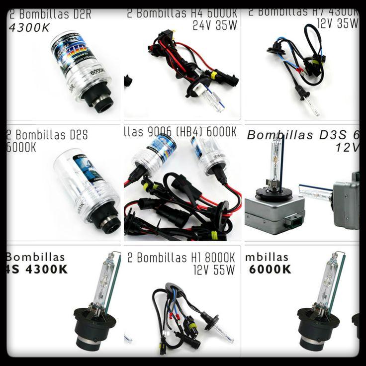 ¿Necesitáis renovar las bombillas de vuestro vehículo? En Carmultimediazone.com disponemos de una amplia variedad de iluminación xenon y bixenon a un precio increíble. Visita nuestra sección de iluminaria haciendo click aquí