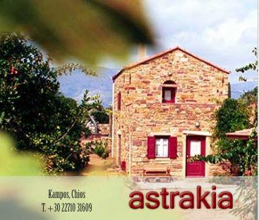 Astrakia Hotel,Kampos, Chios