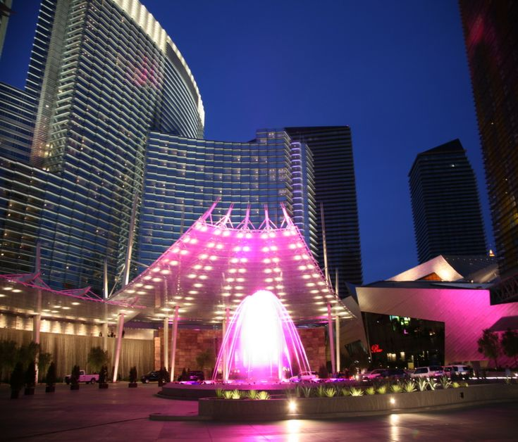 Aria Resort and Casino, Las Vegas