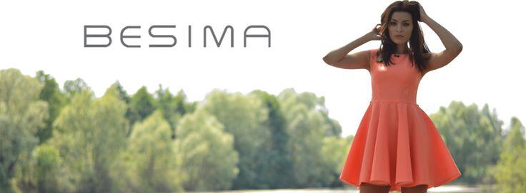 Zdjęcie z sesji zdjęciowej z Poznaniu dla sklepu BESIMA. Kolekcja lato 2014. Photo session for the shop BESIMA. Summer Collection 2014. http://besima.pl