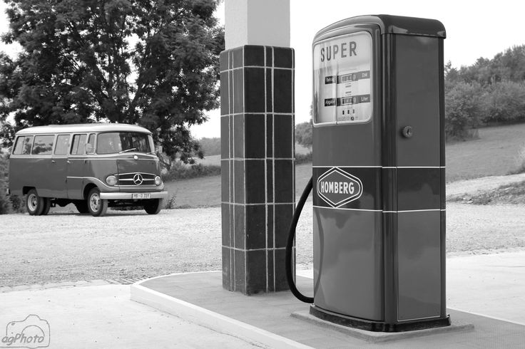 old gas station by Axel Gutmann on 500px
