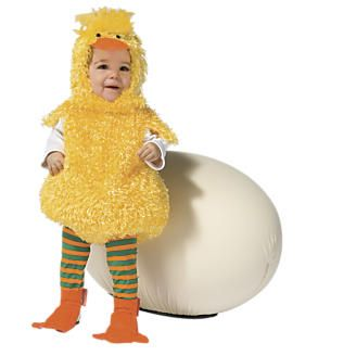 Baby Duck Costume from One Step Ahead