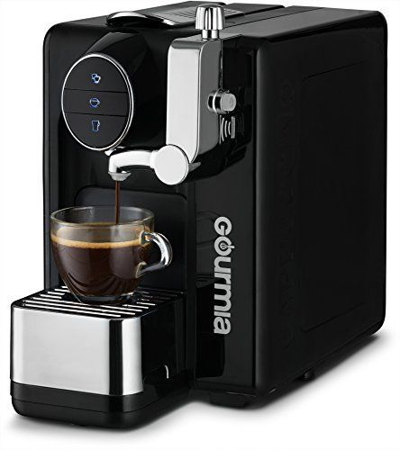 Best Latte Machine: Gourmia GCM6500 One Touch Automatic Espresso And Latte  Maker Review